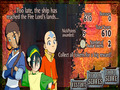 Скачать бесплатно Avatar. The Last Airbender: Elemental Escape скриншот 3
