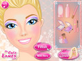 Скачать бесплатно Barbie Bride and Bridesmaids Makeup скриншот 2
