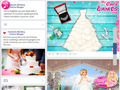 Скачать бесплатно Cinderella Wedding Fashion Blogger скриншот 3