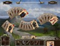 Скачать бесплатно Legends of Solitaire: Curse of the Dragons скриншот 2