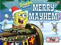 Скачать бесплатно SpongeBob SquarePants Merry Mayhem скриншот 1