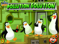 Скачать бесплатно The Penguins of Madagascar: Pollution Solution скриншот 1