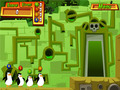 Скачать бесплатно The Penguins of Madagascar: Pollution Solution скриншот 2