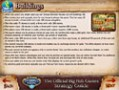 Скачать бесплатно The TimeBuilders: Pyramid Rising 2 Strategy Guide скриншот 1